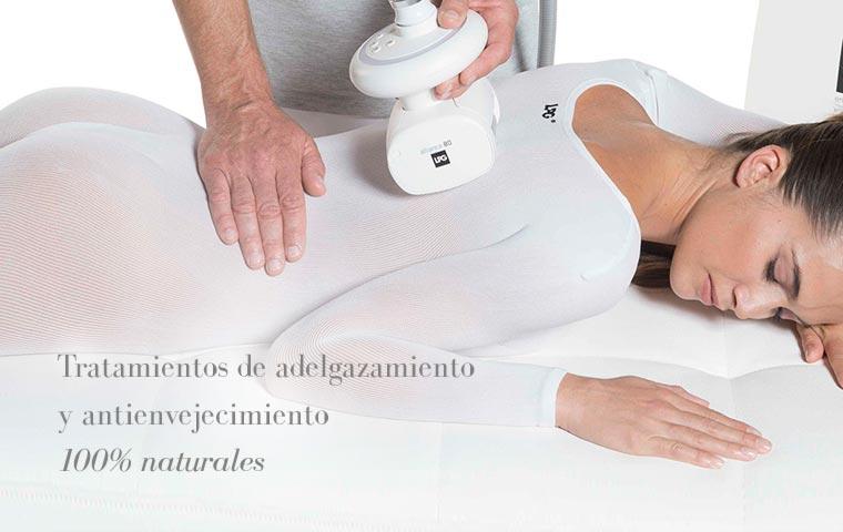 Tratamientos faciales y corporales con LPG endermologie en Zaragoza