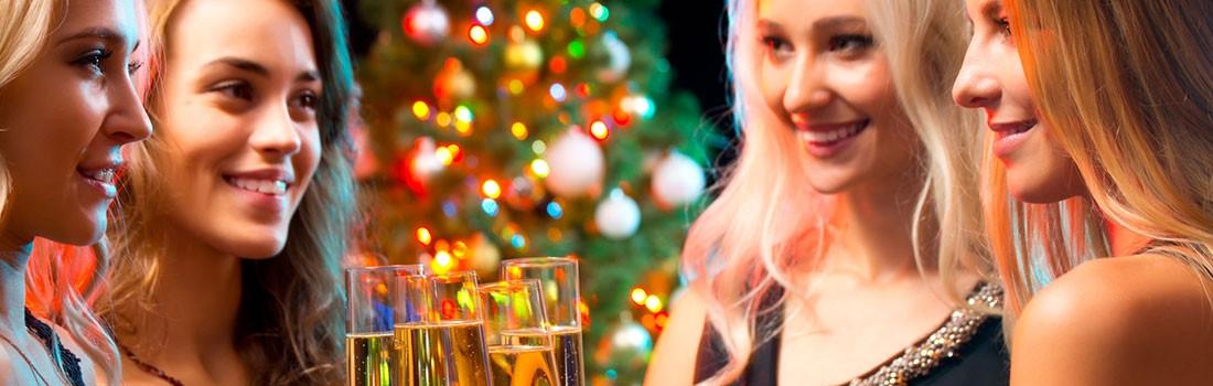 Los mejores trucos de belleza para esta Navidad
