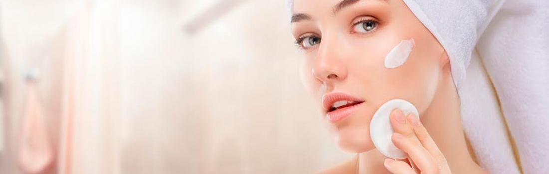 Cómo mantener una correcta higiene facial